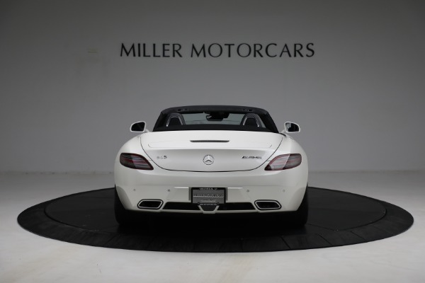 Used 2012 Mercedes-Benz SLS AMG for sale $159,900 at Alfa Romeo of Greenwich in Greenwich CT 06830 6