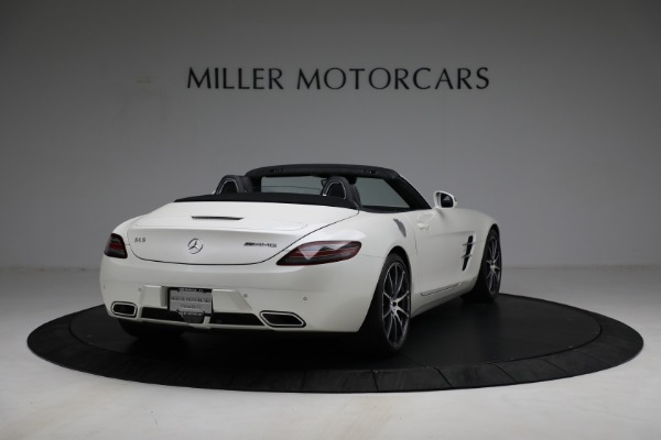 Used 2012 Mercedes-Benz SLS AMG for sale $159,900 at Alfa Romeo of Greenwich in Greenwich CT 06830 7