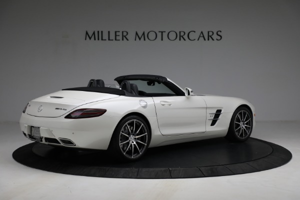 Used 2012 Mercedes-Benz SLS AMG for sale $159,900 at Alfa Romeo of Greenwich in Greenwich CT 06830 8