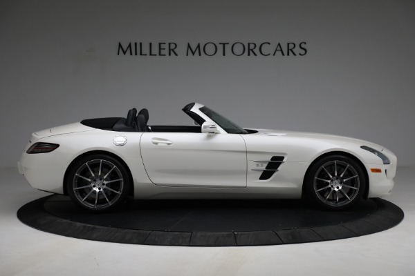 Used 2012 Mercedes-Benz SLS AMG for sale $159,900 at Alfa Romeo of Greenwich in Greenwich CT 06830 9