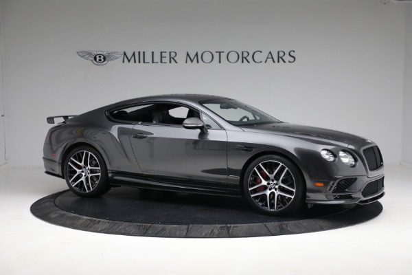 Used 2017 Bentley Continental GT Supersports for sale $189,900 at Alfa Romeo of Greenwich in Greenwich CT 06830 10