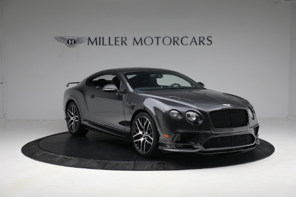 Used 2017 Bentley Continental GT Supersports for sale $189,900 at Alfa Romeo of Greenwich in Greenwich CT 06830 11