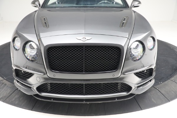 Used 2017 Bentley Continental GT Supersports for sale $189,900 at Alfa Romeo of Greenwich in Greenwich CT 06830 13