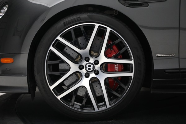 Used 2017 Bentley Continental GT Supersports for sale $189,900 at Alfa Romeo of Greenwich in Greenwich CT 06830 15