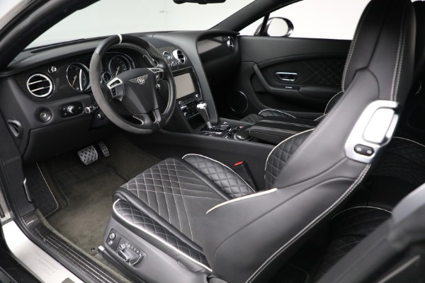 Used 2017 Bentley Continental GT Supersports for sale $189,900 at Alfa Romeo of Greenwich in Greenwich CT 06830 17