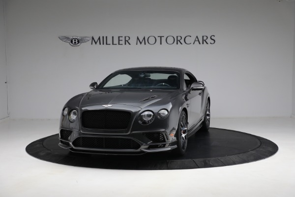 Used 2017 Bentley Continental GT Supersports for sale $189,900 at Alfa Romeo of Greenwich in Greenwich CT 06830 2