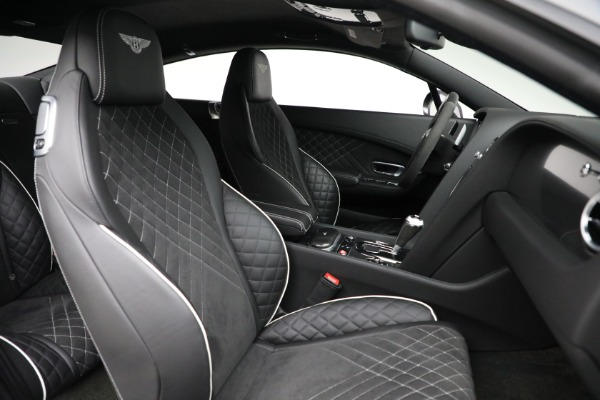 Used 2017 Bentley Continental GT Supersports for sale $189,900 at Alfa Romeo of Greenwich in Greenwich CT 06830 24