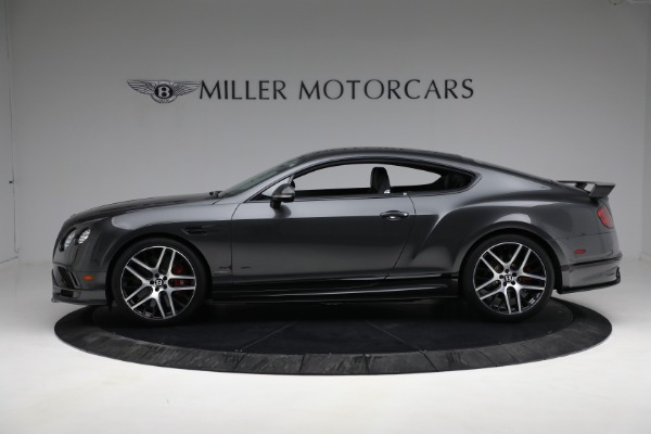 Used 2017 Bentley Continental GT Supersports for sale $189,900 at Alfa Romeo of Greenwich in Greenwich CT 06830 3