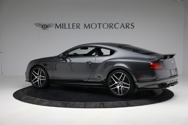 Used 2017 Bentley Continental GT Supersports for sale $189,900 at Alfa Romeo of Greenwich in Greenwich CT 06830 4