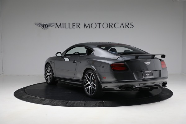 Used 2017 Bentley Continental GT Supersports for sale $189,900 at Alfa Romeo of Greenwich in Greenwich CT 06830 5