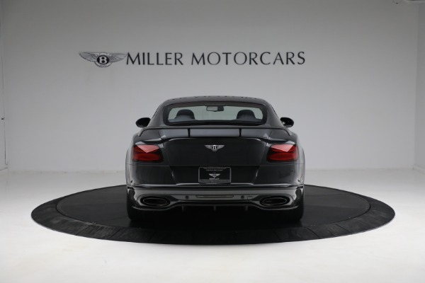 Used 2017 Bentley Continental GT Supersports for sale $189,900 at Alfa Romeo of Greenwich in Greenwich CT 06830 6