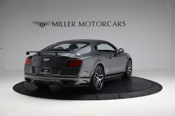 Used 2017 Bentley Continental GT Supersports for sale $189,900 at Alfa Romeo of Greenwich in Greenwich CT 06830 7