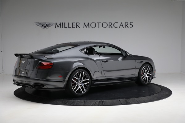 Used 2017 Bentley Continental GT Supersports for sale $189,900 at Alfa Romeo of Greenwich in Greenwich CT 06830 8