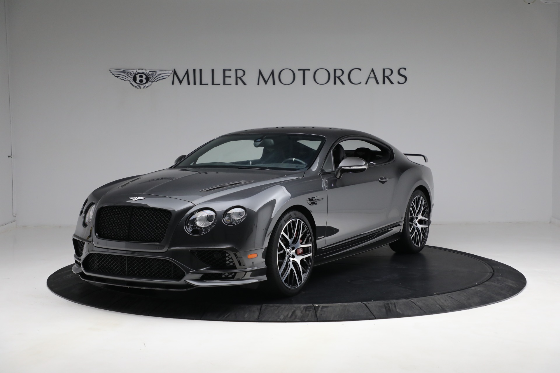 Used 2017 Bentley Continental GT Supersports for sale $189,900 at Alfa Romeo of Greenwich in Greenwich CT 06830 1