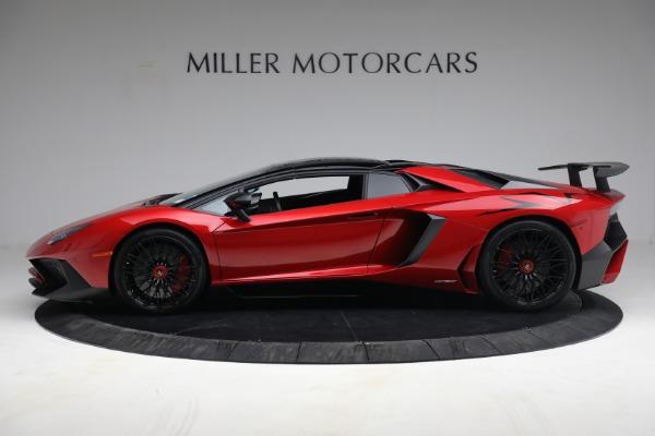 Used 2017 Lamborghini Aventador LP 750-4 SV for sale $599,900 at Alfa Romeo of Greenwich in Greenwich CT 06830 11