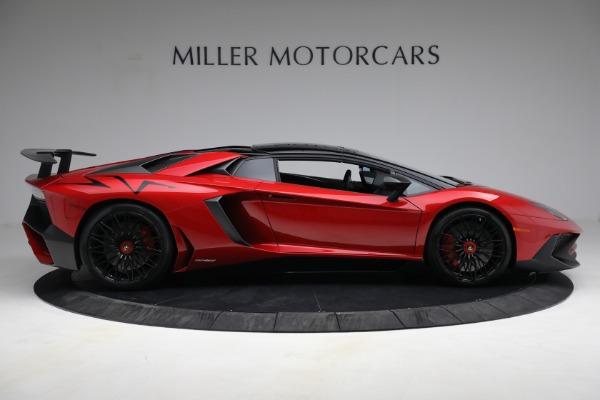 Used 2017 Lamborghini Aventador LP 750-4 SV for sale $599,900 at Alfa Romeo of Greenwich in Greenwich CT 06830 12