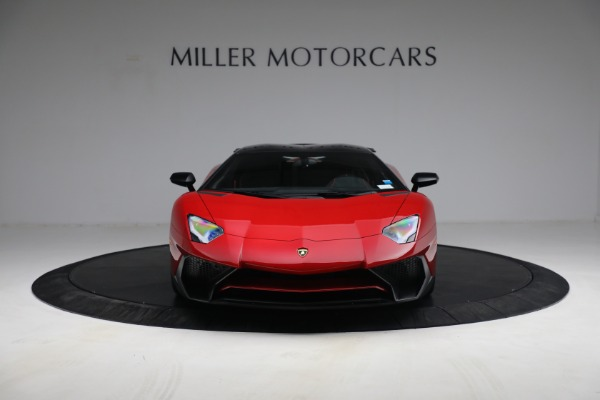 Used 2017 Lamborghini Aventador LP 750-4 SV for sale $599,900 at Alfa Romeo of Greenwich in Greenwich CT 06830 17