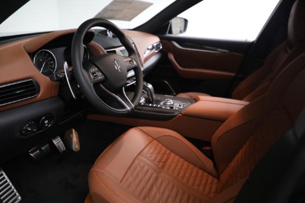 New 2021 Maserati Levante S GranSport for sale $112,899 at Alfa Romeo of Greenwich in Greenwich CT 06830 13