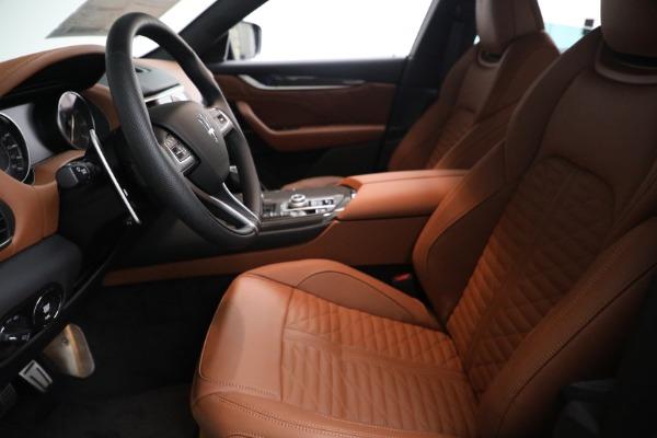 New 2021 Maserati Levante S GranSport for sale $112,899 at Alfa Romeo of Greenwich in Greenwich CT 06830 14