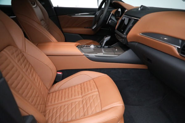 New 2021 Maserati Levante S GranSport for sale $112,899 at Alfa Romeo of Greenwich in Greenwich CT 06830 20