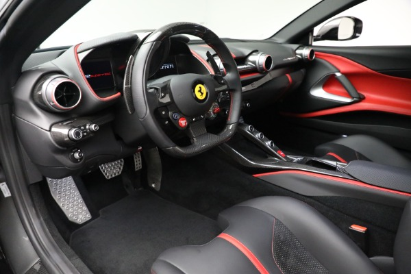 Used 2018 Ferrari 812 Superfast for sale Call for price at Alfa Romeo of Greenwich in Greenwich CT 06830 13