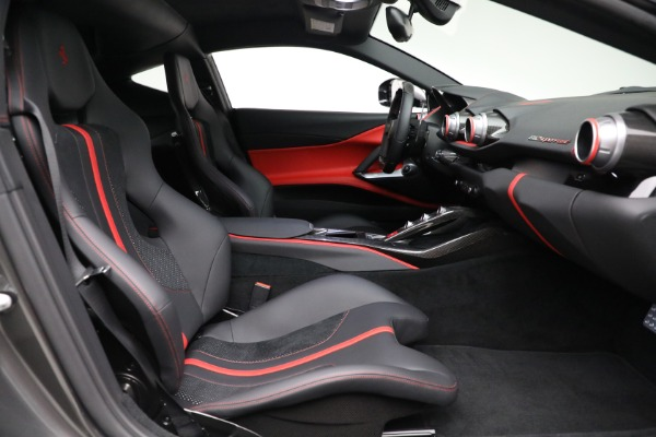 Used 2018 Ferrari 812 Superfast for sale Call for price at Alfa Romeo of Greenwich in Greenwich CT 06830 18