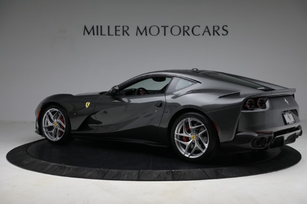 Used 2018 Ferrari 812 Superfast for sale Call for price at Alfa Romeo of Greenwich in Greenwich CT 06830 4