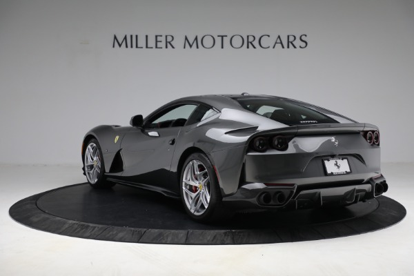 Used 2018 Ferrari 812 Superfast for sale Call for price at Alfa Romeo of Greenwich in Greenwich CT 06830 5