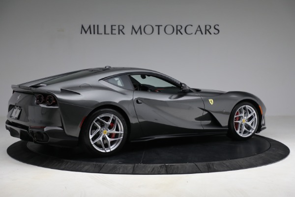 Used 2018 Ferrari 812 Superfast for sale Call for price at Alfa Romeo of Greenwich in Greenwich CT 06830 8