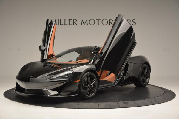 Used 2016 McLaren 570S for sale Sold at Alfa Romeo of Greenwich in Greenwich CT 06830 13