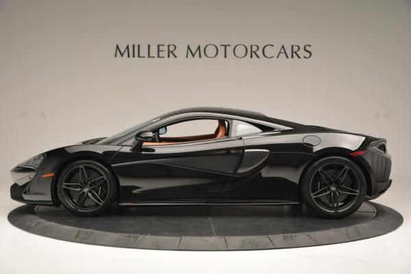 Used 2016 McLaren 570S for sale Sold at Alfa Romeo of Greenwich in Greenwich CT 06830 3