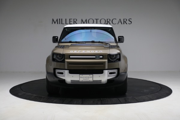 Used 2021 Land Rover Defender 90 First Edition for sale $69,900 at Alfa Romeo of Greenwich in Greenwich CT 06830 12
