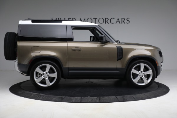 Used 2021 Land Rover Defender 90 First Edition for sale $69,900 at Alfa Romeo of Greenwich in Greenwich CT 06830 14