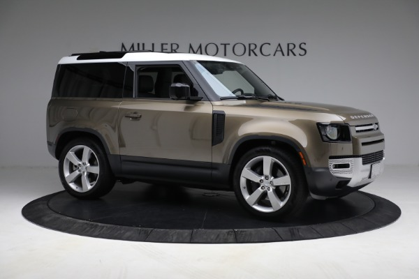 Used 2021 Land Rover Defender 90 First Edition for sale $69,900 at Alfa Romeo of Greenwich in Greenwich CT 06830 15