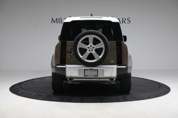 Used 2021 Land Rover Defender 90 First Edition for sale $69,900 at Alfa Romeo of Greenwich in Greenwich CT 06830 6
