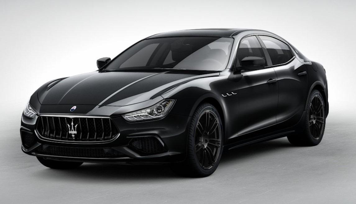New 2021 Maserati Ghibli SQ4 for sale $91,244 at Alfa Romeo of Greenwich in Greenwich CT 06830 1