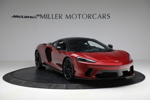 New 2021 McLaren GT for sale $217,275 at Alfa Romeo of Greenwich in Greenwich CT 06830 10