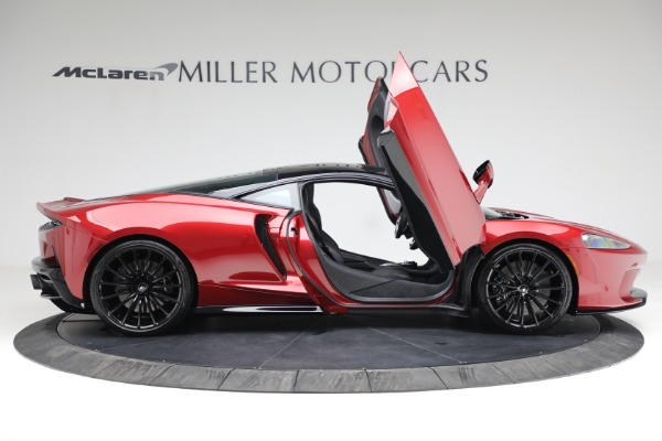 New 2021 McLaren GT Luxe for sale $217,275 at Alfa Romeo of Greenwich in Greenwich CT 06830 18