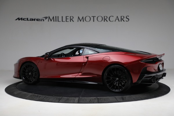 New 2021 McLaren GT Luxe for sale $217,275 at Alfa Romeo of Greenwich in Greenwich CT 06830 4