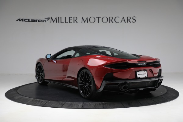 New 2021 McLaren GT for sale $217,275 at Alfa Romeo of Greenwich in Greenwich CT 06830 5