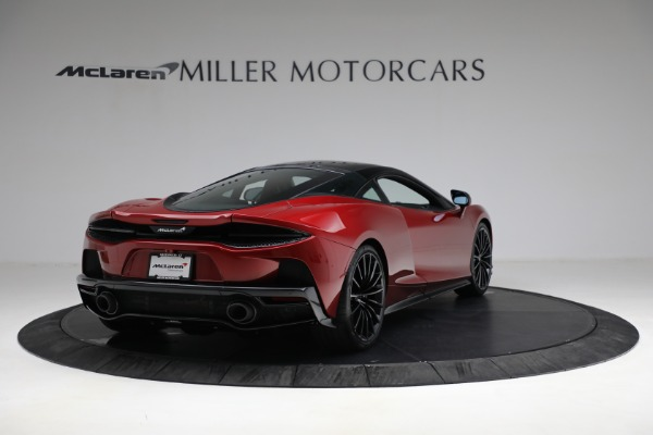 New 2021 McLaren GT Luxe for sale $217,275 at Alfa Romeo of Greenwich in Greenwich CT 06830 7