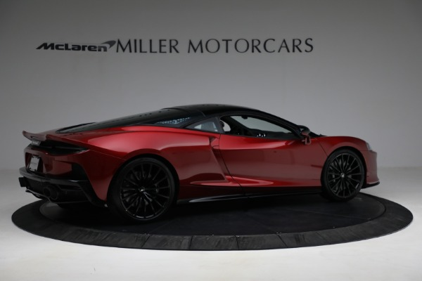 New 2021 McLaren GT Luxe for sale $217,275 at Alfa Romeo of Greenwich in Greenwich CT 06830 8