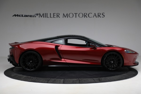 New 2021 McLaren GT Luxe for sale $217,275 at Alfa Romeo of Greenwich in Greenwich CT 06830 9