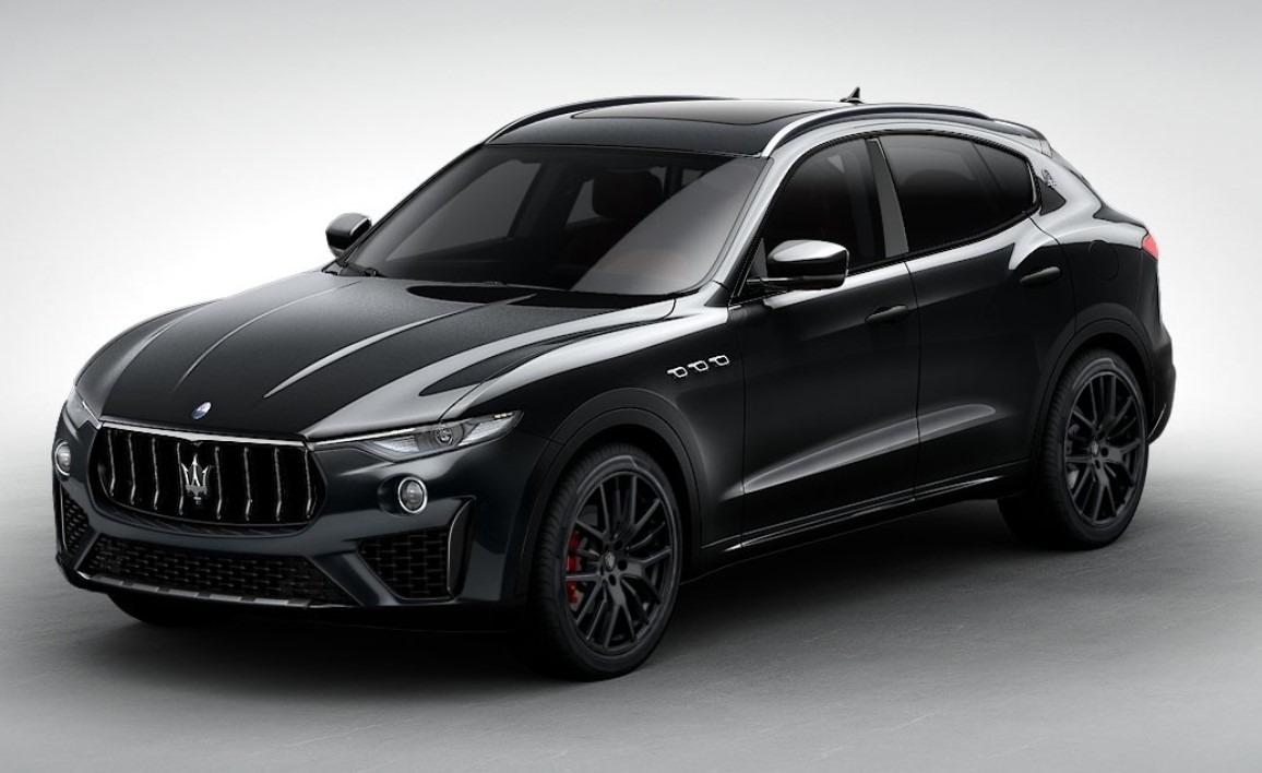New 2021 Maserati Levante for sale $87,625 at Alfa Romeo of Greenwich in Greenwich CT 06830 1