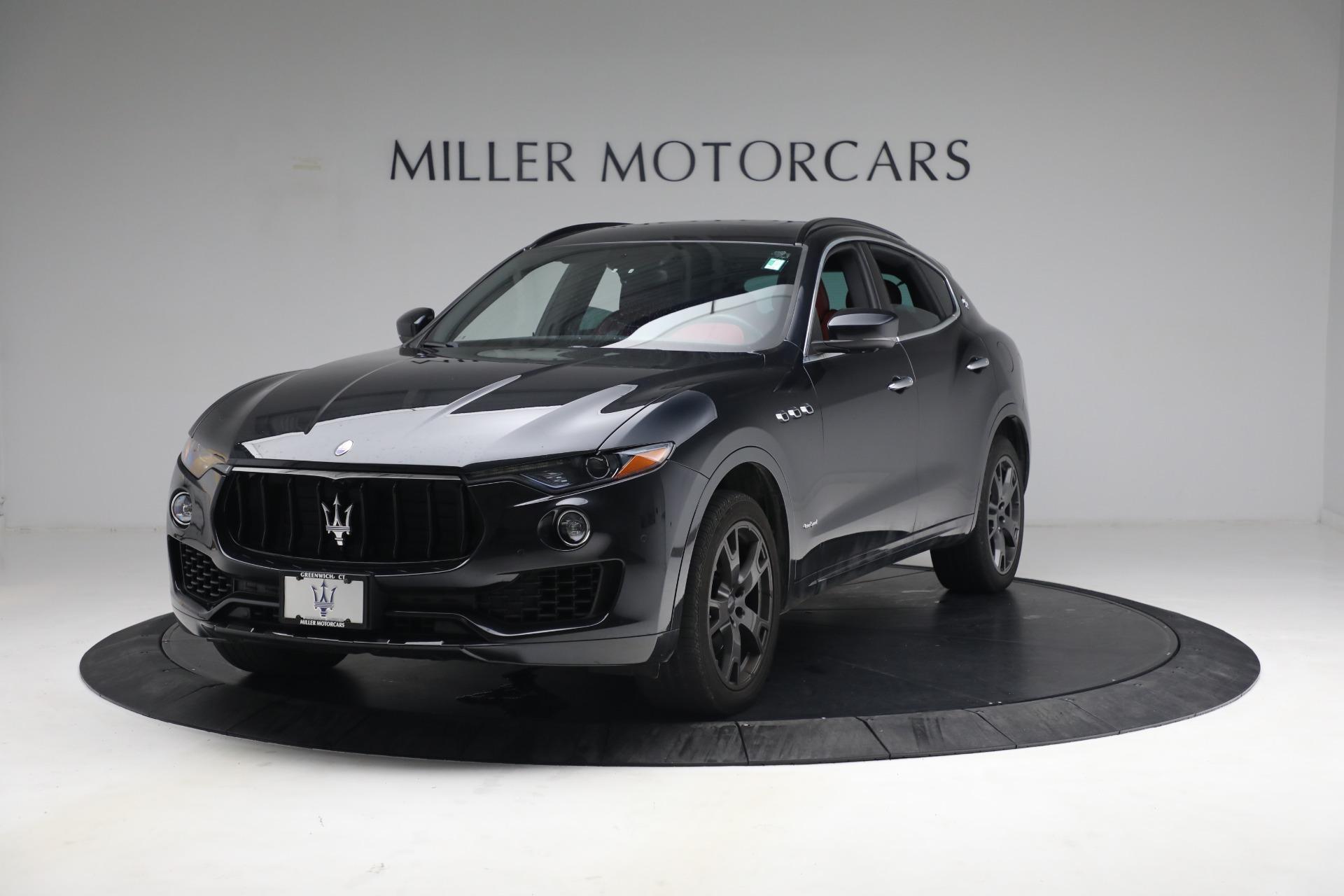 Used 2018 Maserati Levante GranSport for sale $59,900 at Alfa Romeo of Greenwich in Greenwich CT 06830 1
