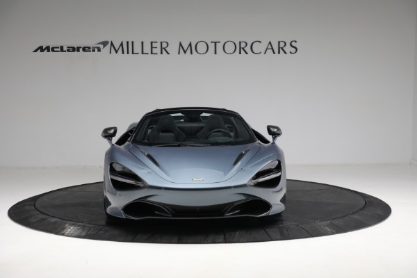 Used 2020 McLaren 720S Spider for sale $334,900 at Alfa Romeo of Greenwich in Greenwich CT 06830 12