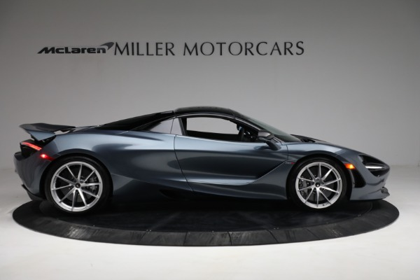 Used 2020 McLaren 720S Spider for sale $334,900 at Alfa Romeo of Greenwich in Greenwich CT 06830 20