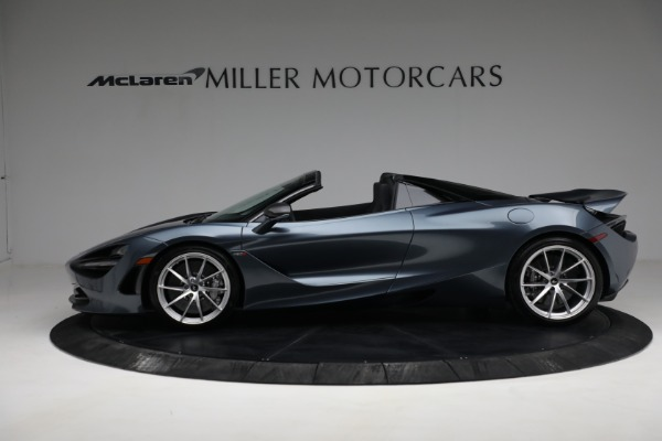Used 2020 McLaren 720S Spider for sale $334,900 at Alfa Romeo of Greenwich in Greenwich CT 06830 3