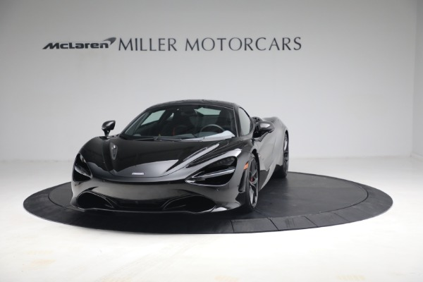 New 2021 McLaren 720S Performance for sale $344,500 at Alfa Romeo of Greenwich in Greenwich CT 06830 14