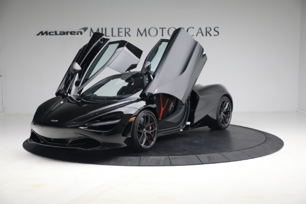 New 2021 McLaren 720S Performance for sale $344,500 at Alfa Romeo of Greenwich in Greenwich CT 06830 16